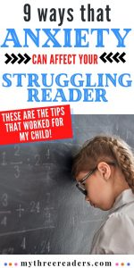 5 Ways Anxiety Can Affect Reading For Kids (& How to Help)