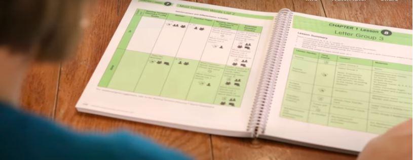 Reading Horizons Workbook