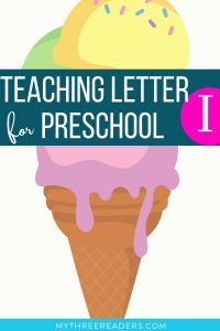 Letter I Worksheets for Kindergarten