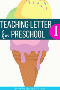 Letter I Worksheets for Kindergarten