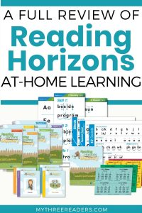 Reading Horizons Elevate & Discovery – Review with Questions Answered