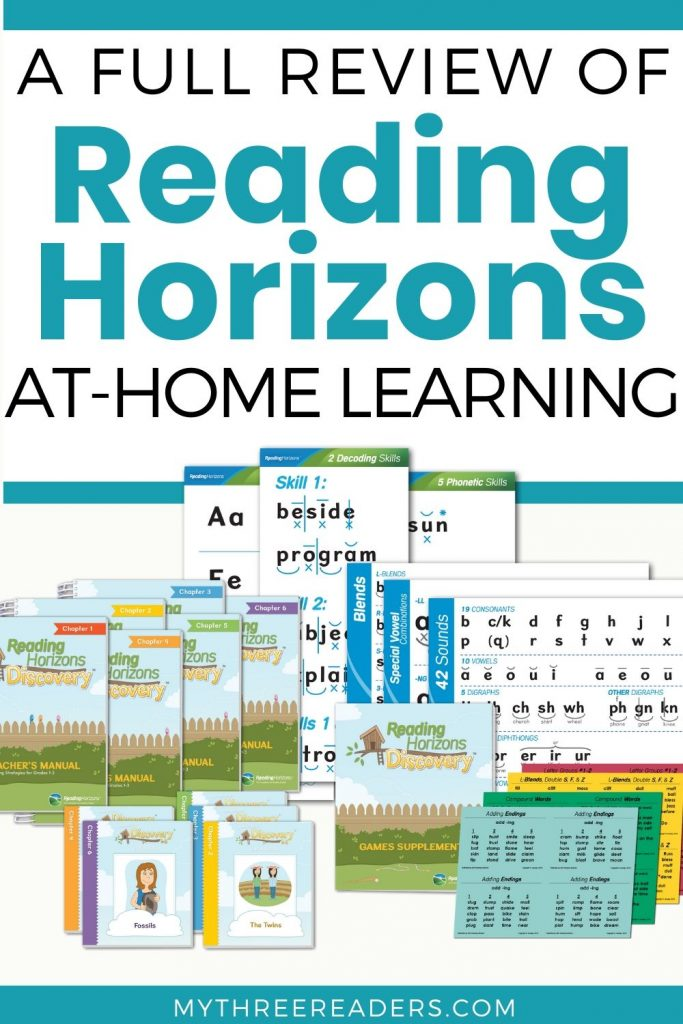 A full review of reading horizons at home learning