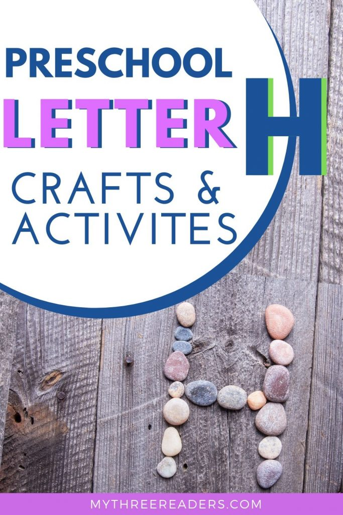 preschool letter h crafts and activities