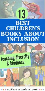 13 Best Children's Books About Inclusion, Diversity and Kindness